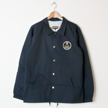 THEORIES SPECIAL OPS COACH JACKET NAVY