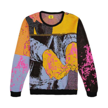 Iggy NYC - Blood On My Hands Knit - Multi-Coloured