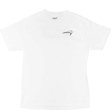 Snack Alive Glass T-Shirt White