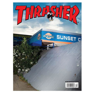 Thrasher - Thrasher Magazine December 2019