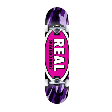 Real Skateboards - Real - Team Oval Complete - 8.00