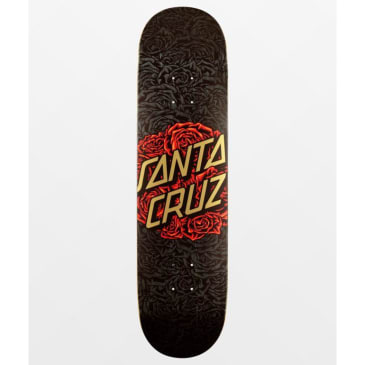"Santa Cruz - Bouquet Dot Deck (8"")"