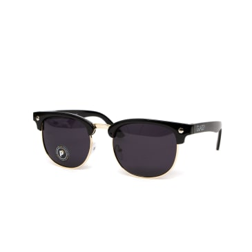 Glassy Eyewear Morrison Premium Sunglasses - Black/Gold