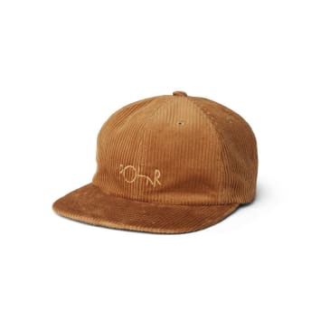 Polar Skate Co Cord Cap Tan
