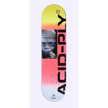 Quasi Skateboards Chembaby Red Deck