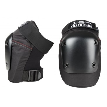 187 'Fly' Knee Pads (Black)