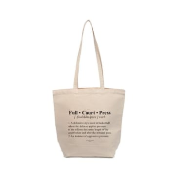 Full Court Press - Definition Tote