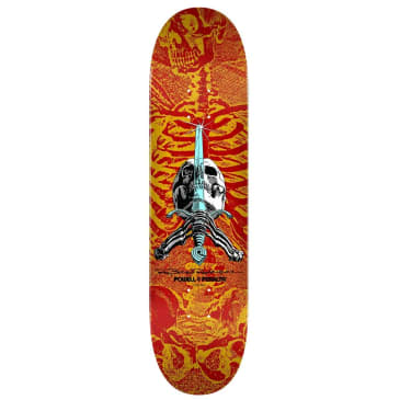 Powell & Perata Deck - Skull & Sword