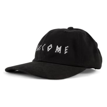 Welcome Scrawled Peached Dad Hat