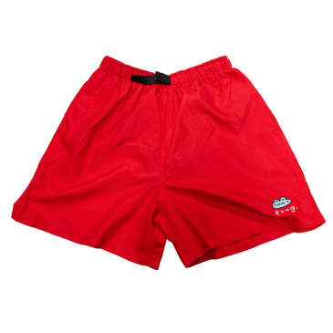 "FROGS SKATEBOARDS- ""SWIM TRUNKS"" (RED)"