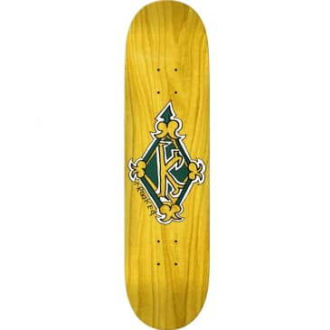 Krooked - Regal Team Deck - Yellow - 8.25""