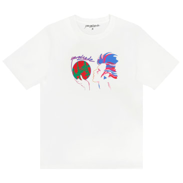 Yardsale World T-Shirt - White