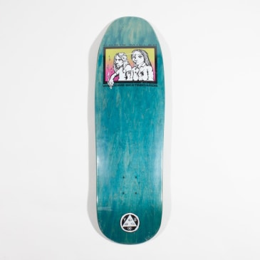 Welcome Skateboards Chris Miller The Couple On Gaia Deck 9.6""