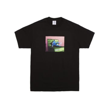 Alltimers Dirty Work Tee Black