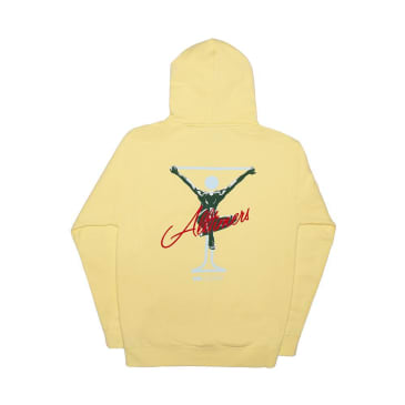 Alltimers Sealed Hoodie - Light Yellow