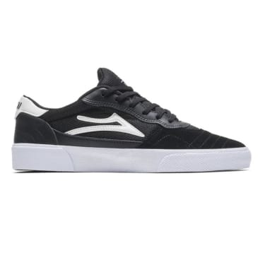 Lakai Cambridge Black/White/Suede Shoes