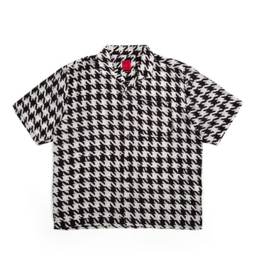 WKND Romeo Shirt - Black / White