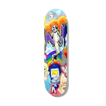 Baker Reynolds Thoughts Deck- 8.0