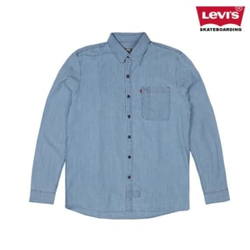 Levi's Skate Riveter Button Down Shirt