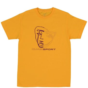 Quasi Sport T-Shirt - Gold