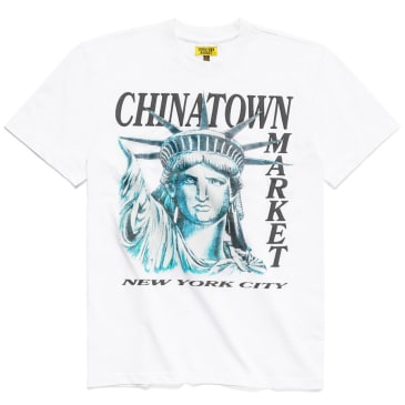 "CHINATOWN MARKET - ""NYC T-SHIRT"" (WHITE)"