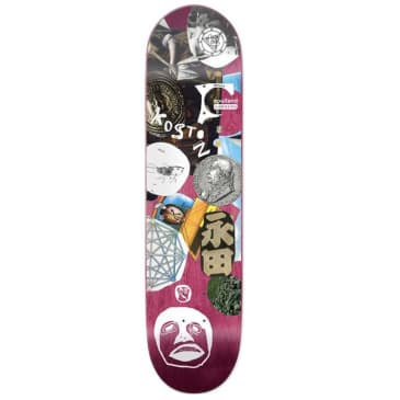 Numbers x Soulland Eric Koston Edition 7 Skateboard Deck - 8.5