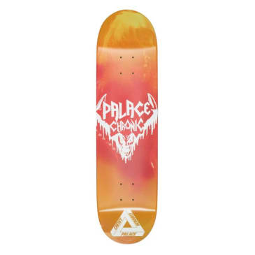 "Palace Skateboards Chewy Pro S19 8.375"" Skateboard Deck"