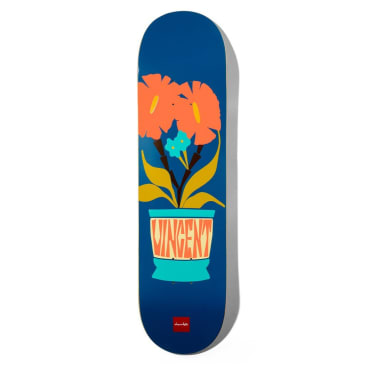 Girl Skateboards - Alvarez Plantasia Deck 8.25