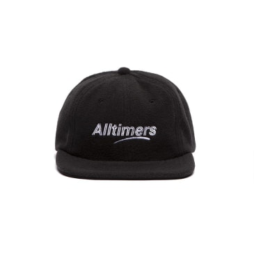 Alltimers Fleecy Hat - Black