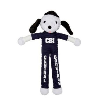 Central Booking Intl. - Bad Dog Plush