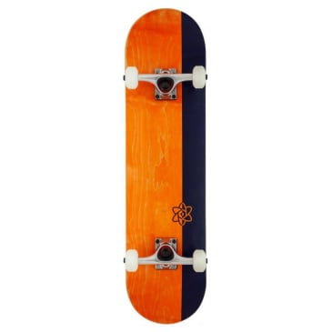 Rocket 'Invert Series' Complete Skateboard Orange 7.75""