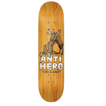 Anti-Hero Skateboards Deck Cardiel Lovers II (Various Wood Stains) 8.25""