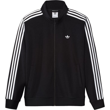 Adidas Bouclette Jacket | Black / White
