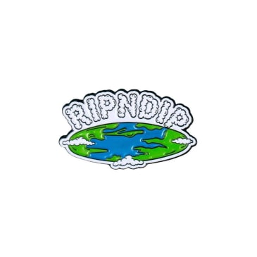 Rip N Dip Flat Earth Pin