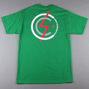 CSC 'Mod' T-Shirt (Kelly Green / Amsterdam)