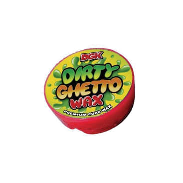 DGK Ghetto Wax Red