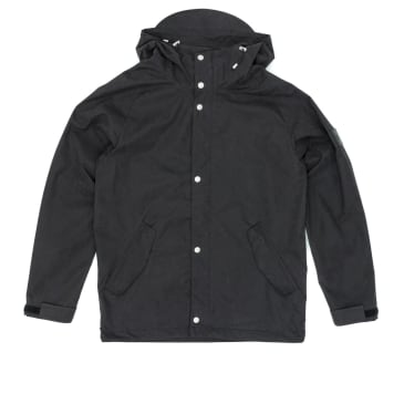 Makia Raglan Jacket - Black