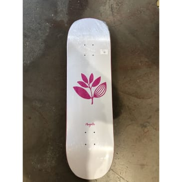 Magenta Team Wood Skateboard Deck 8.8