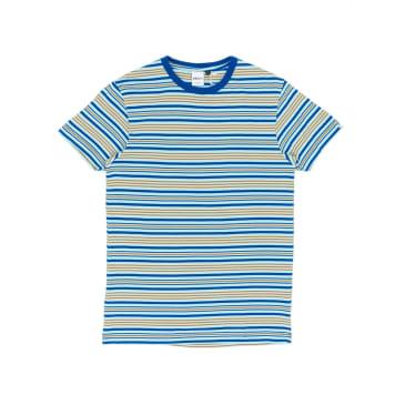 Deus Ex Machina Berties T-Shirt - Blue Tint