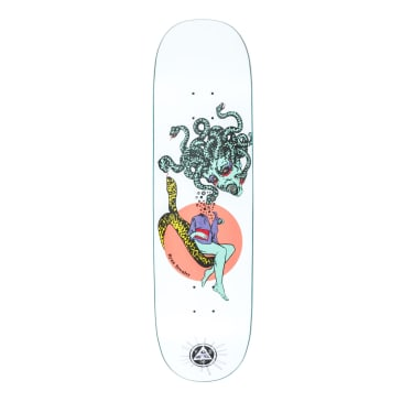 """Welcome Gorgon on Enenra Ryan Townley Deck - 8.5"""""""