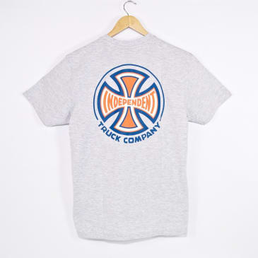 Independent - Spectrum Truck Co. T-Shirt - Athletic Heather