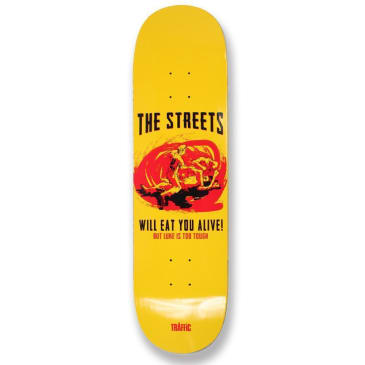 TRAFFIC MALANEY STREETS DECK - 8.4