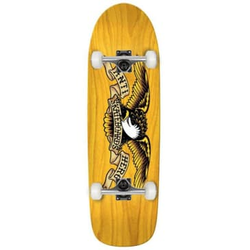 Anti Hero - Old Yeller - Complete Skateboard - 9.96''