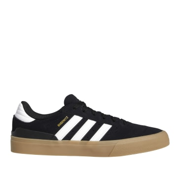 adidas Skateboarding Busenitz Vulc II Shoes - Core Black / Cloud White / Gum