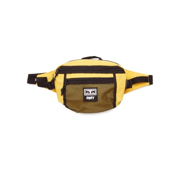 Obey - Conditions Waist Bag - Yellow