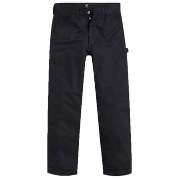Levi's Skateboarding Carpenter Pant - SE Jet Black Canvas