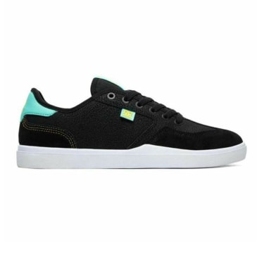 DC Shoes Vestrey SSE Black/Turquoise Shoes