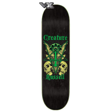 Creature VX Deck - Chris Russel Coat of Arms