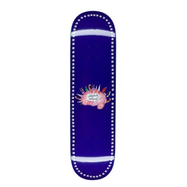 Hockey Ben Kadow Intelligence Skateboard Deck - 8.25""