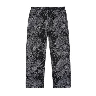 Butter Goods Web Pants (Black)